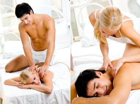как девушке делают массаж фото-вц1